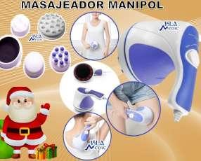 Masajeador infrarrojo Manipol Body