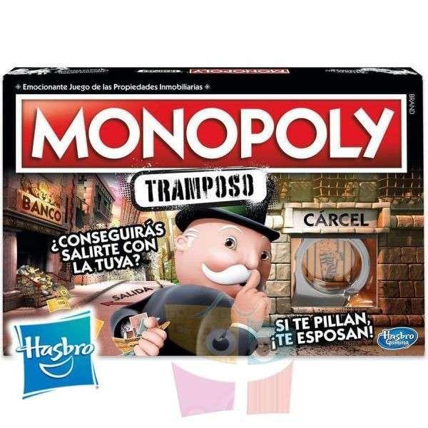 Monopoly variados de Hasbro - 2
