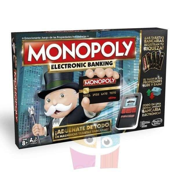 Monopoly variados de Hasbro - 1