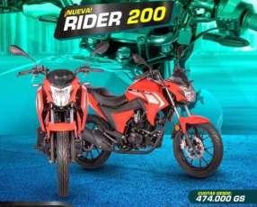 Moto Kenton Rider 200