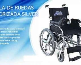 Silla de ruedas motorizada Silver