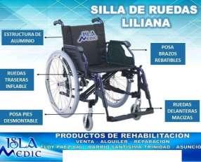 Silla de ruedas estándar Liliana