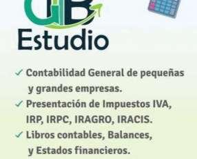 Servicios de contabilidad integral