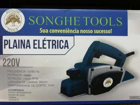 Cepilladora eléctrica Songhe - 0