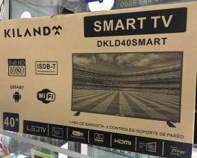 Smart tv kiland de 40 pulgadas