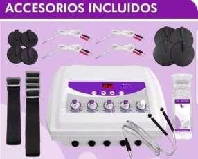 Electrodos de 4 canales y 1 canal facial