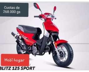 Motos Kenton (BLITZ 125 SPORT)