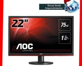 Monitor GAMER AOC G2260VWQ6 de 22