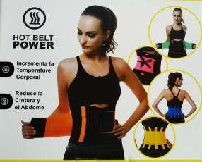 Faja para reducir cintura y abdomen