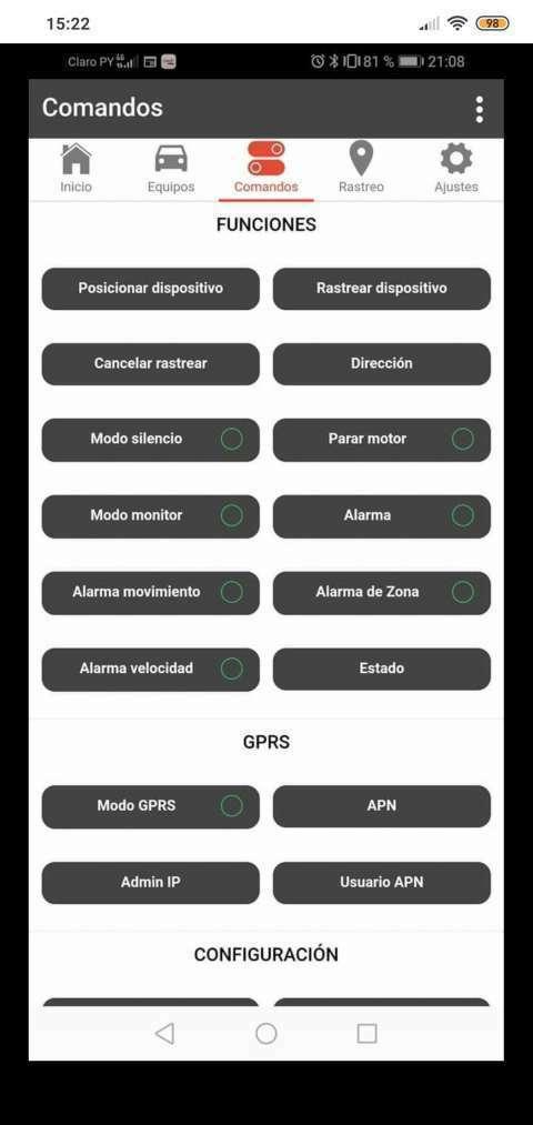 GPS tracker 2020 - 2