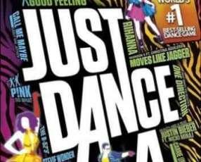Just Dance 4 para WIIU