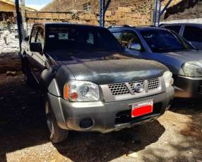 Nissan frontier 2012. 4x4. 3.0 doble cabina.