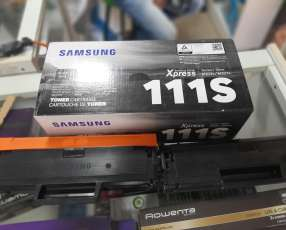 Cartuchos vacíos toner Samsung