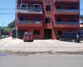 Edificio con 6 departamentos