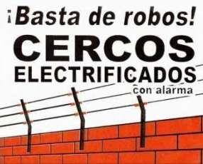 Cerco eléctrico perimetral