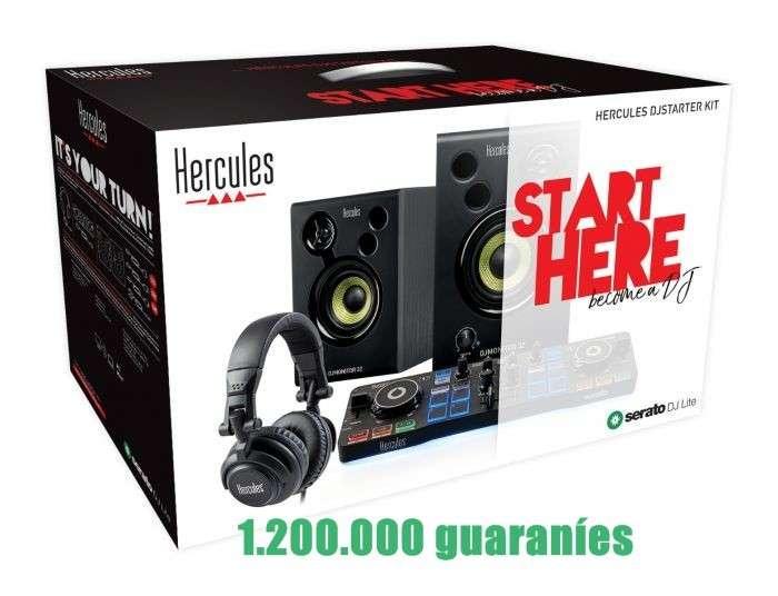 Hercules dj starter kit - 0