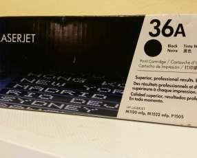 Cartucho de toner HP 36A original
