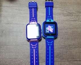 Reloj con GPS para niños