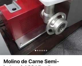 Molino de Carne Eléctrico semiindustrial