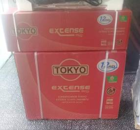 Aire acondicionado Tokyo 24.000 btu