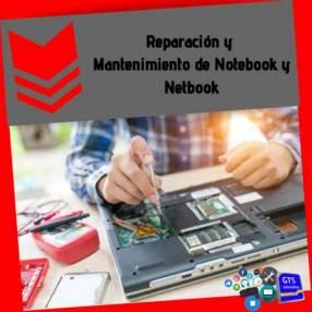 Reparación de mantenimiento de equipos informáticos