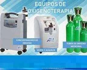 Kit de oxigenoterapia