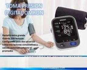 Toma presión digital Omron