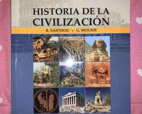 Libro de historia de la civilización