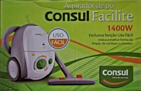 Aspiradora Consul 1400W