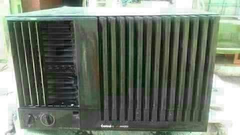 Aire acondicionado de ventana 18.000 btu frío calor - 1
