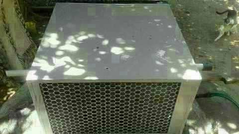 Aire acondicionado de ventana 18.000 btu frío calor - 2