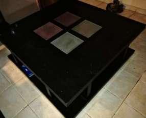 Mesa centro para la sala