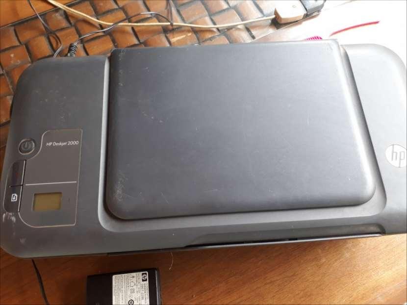 Impresora color hp deskjet 2000 - 0