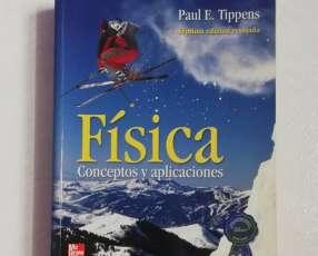 Física, conceptos y aplicaciones de Paul E. Tippens