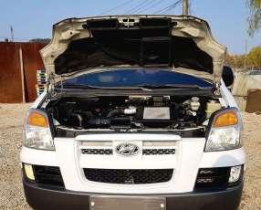 Hyundai Grand Starex 2005 motor 2.5 diésel automático