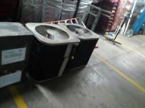 Carga gas aire y frigorífica