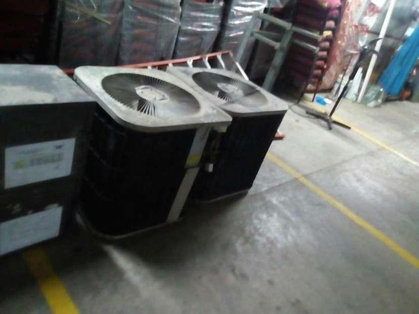 Carga gas aire y frigorífica - 0