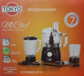 Multiprocesadora Tokyo 7 en 1