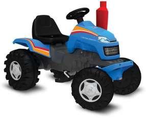 Tractor a pedal Bandeirante