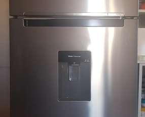 Heladera Samsung Inox Twin Cooling