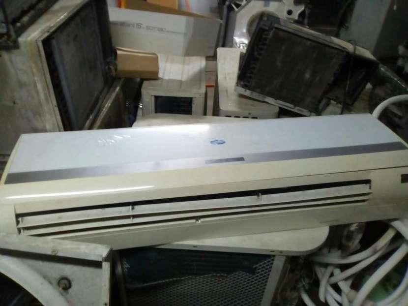 Carga gas aire y frigorífica - 1