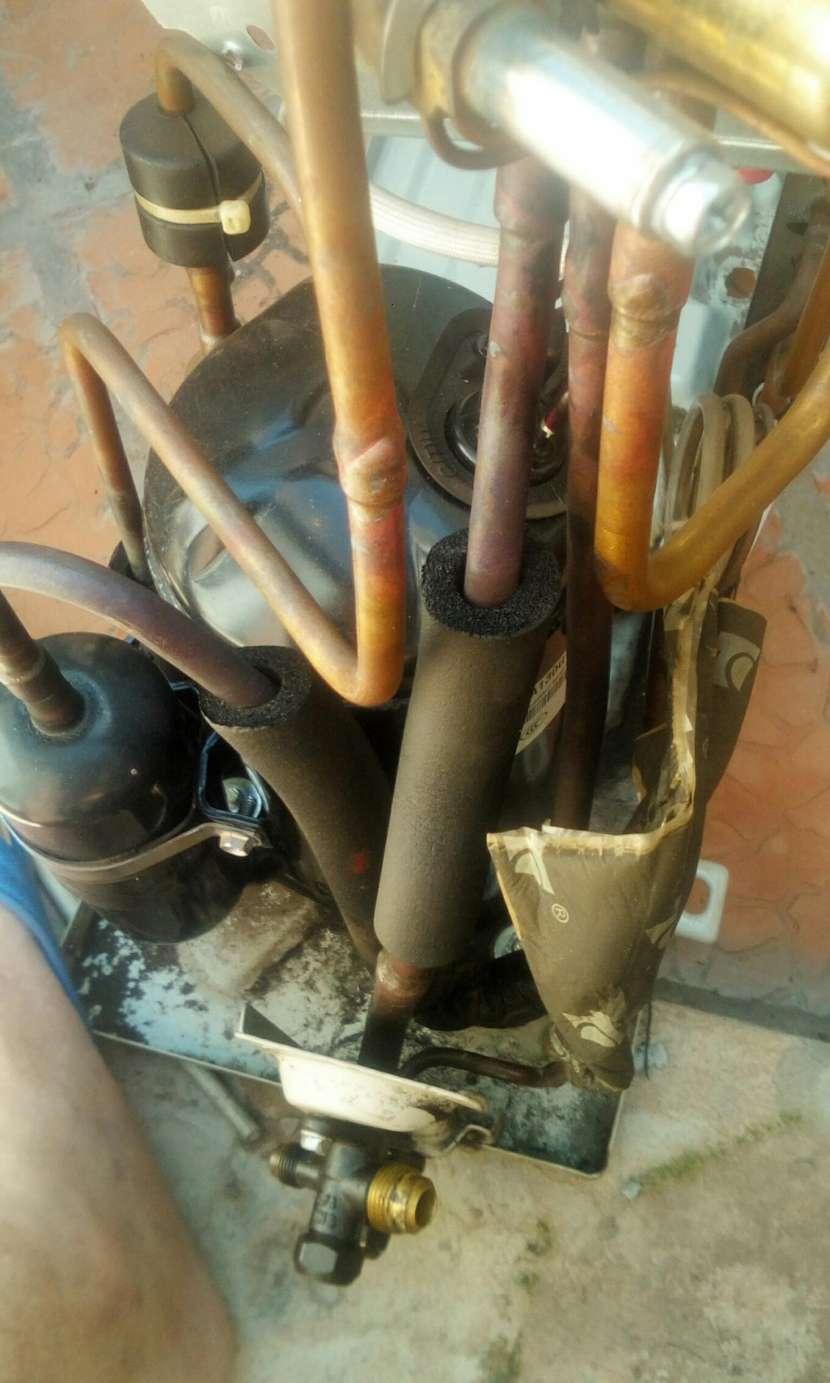 Carga gas aire y frigorífica - 2