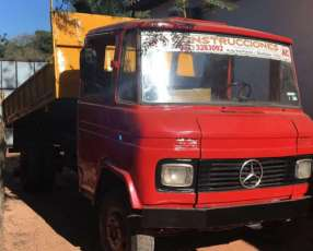 Tumba Mercedes Benz 608 brasilero