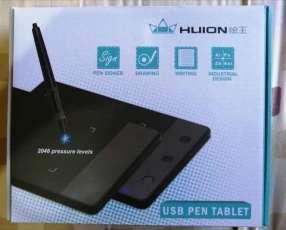 Tablet huion h420 p/ Diseñadores Graficos