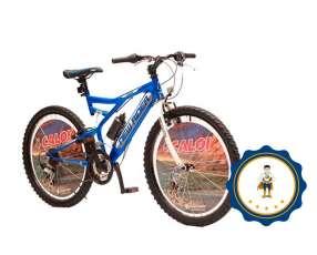 Bicicleta Caloi New Rider Aro 26