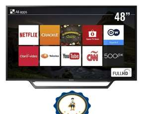 Televisor Sony Led Smart 4K 48