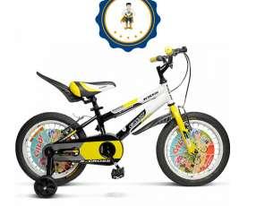 Bicicleta Caloi X Cross Aro 12