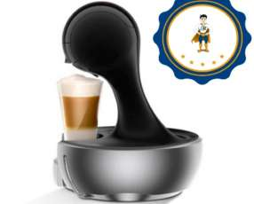 Cafetera Moulinex Drop Silver PV350B58