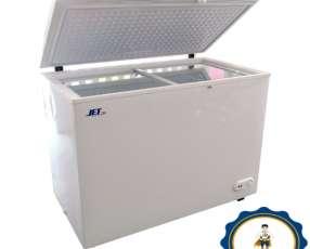 Congelador JET de 327 Lts. BD(W)327