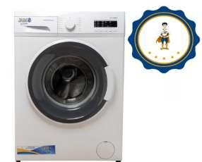 Lavarropas Super Automática JAM New Grace Deluxe